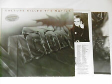 VICTORY -Culture Killed The Native- LP + Poster Limited Edition
