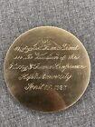 Margaret Truman Daniel Medal Hofstra University 1983
