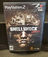 ShellShock: Nam '67 (Sony PlayStation 2, 2004) PS2