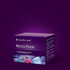 RICCO FOOD. AQUAFOREST. Alimento, COMIDA CORALES, EN POLVO.30 GR..