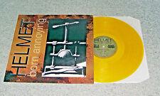 Helmet - Born Annoying (Orig. 1st Press, Yellow Vinyl, Amphetamine Reptile 1993)