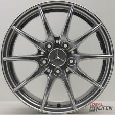 4 Originale Mercedes A169 a Classe B 16 Pollici Lega 6x16 ET46 A1694012702 Nuovo