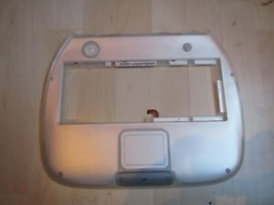 iBook G3 clamshell upper bezel plus trackpad and speaker (+ cable). Used