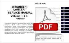 Mitsubishi lancer workshop manual ebay 2012 2013 mitsubishi lancer service repair workshop fsm manual wiring diagram asfbconference2016 Choice Image