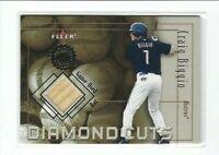 2001 Fleer Diamond Cuts Craig Biggio BAT Relic Card, Astros Legend!