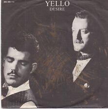 Yello-Desire vinyl single