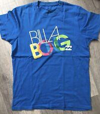 Billabong t-shirt tamaño m azul