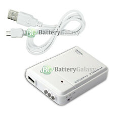 Portable Emergency Battery 4AA Charger+Micro USB Cable for Android Cell Phone