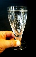 Beautiful Stuart Tamara Crystal Champagne Glass