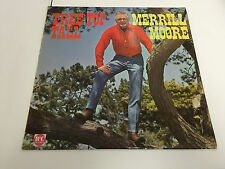 Merrill Moore Tree Top Tall VINYL LP UK CAS1001 B&C 1969 NMINT/EX