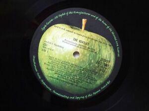 The Beatles: White Album COMPLETE Stereo 1/1/1/1  EX++  STUNNING LP