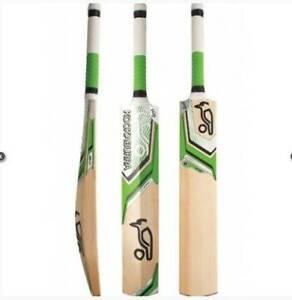 Buy Ironspots KOOKABURRA Kahuna Full Size (Poplar Willow) Cricket Bat (1 kg)
