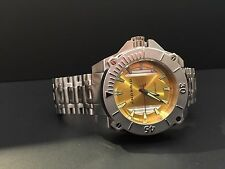 Android New SilverJet Men's Yellow Watch