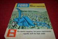 Ford Tractor 605 Forage Harvester Dealers Brochure AMIL15