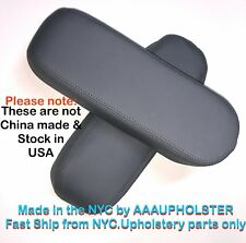 Ford F250 F350 Excursion Lariat Seat Armrest Synthetic Leather Gray for 1999-07