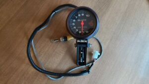 Buick Grand National GN GNX Motorsports Tachometer Turbo Regal GM 25500150