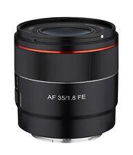 Samyang AF 35mm F1.8 FE Auto Focus Full Frame Lens for Sony E mount ILCE