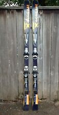 New listing Salomon X scream 9 Skis 177 with Salomon S8 Bindings