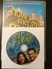 How I Met Your Mother - Season 6, Disc 2 REPLACEMENT DISC (not full season)