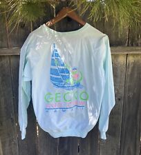 Vintage 80s Gecko Hawaii Long Sleeve Shirt Vintage Tee