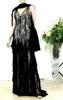 Abito da Cerimonia Donna SoloGioie SG07 Evening Cocktail Dress Taglia 42 e 46 IT