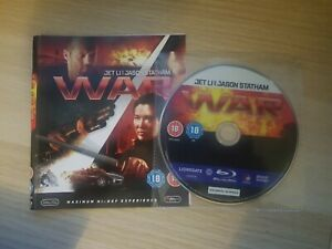 War (Blu-ray, 2008) ** DISC AND COVER ONLY **