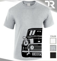 Mini Cooper S T-Shirt Car Enthusiast John Cooper Works 3 colours
