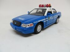 KINSMART FORD CROWN VICTORIA PATROL VEHICLE  DIECAST 1:37 SCALE MODEL TOY CARS