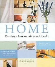 Home Creating A Look That Suits You New Book Home Decor Guide Interior Design