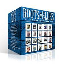 AA.VV. Roots & Blues BOX 20 CD NEW PRENOTAZ. SPEC.PRICE