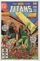 New Teen Titans #18 (Apr 1982, DC) [Return of Original Starfire] Wolfman Perez