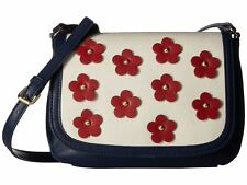 Tommy Hilfiger Dressy Flap Crossbody Navy Bag