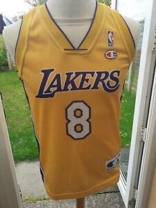 LA Lakers , Bryant 8, NBA Vest  Size 9/10 Years