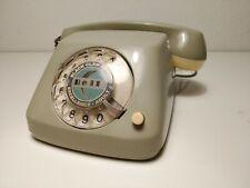 TN Bundespost Telefon Wählscheibe Wandtelefon Wählscheibentelefon Elfenbein