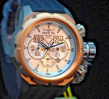 Invicta Men's Offshore Russian Diver Quartz Chronograph Titanium Case Rose Gold