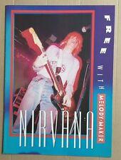 NIRVANA Original Vintage Melody Maker Special