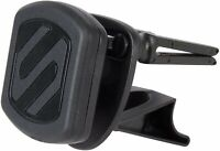 Scosche MagicMount Universal Magnetic Vent Phone Holder - For Vehicles - Black