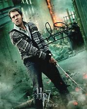 MATTHEW LEWIS - Signed 10x8 Photograph - FILM - HARRY POTTER