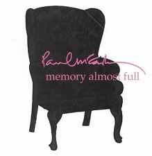 PAUL MCCARTNEY memory almost full (CD album) 0888072303485 classic pop rock 2007