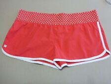 115 WOMENS NWOT ROXY HOT PINK / WHITE BIKINI BOARDSHORTS 16 $70.