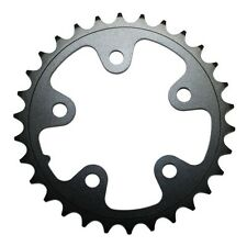 gobike88 SRAM Chainring 30T, BCD 74mm, Triple, Black, Z12