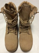 US Army Hot Weather Army Combat Vibram 789 Boots Men's US Size 4 W Made In USA