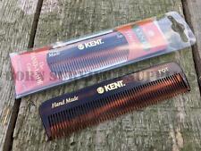 Kent Handmade Pocket Comb FOT - Quality Hair & Beard Brush Made In UK EDC Gift