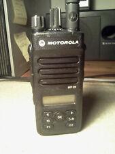 MOTOROLA MOTOTURBO DEP 570 PORTABLE RADIO