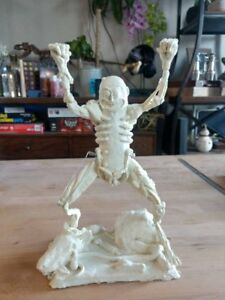 Blank Pickle Rick Life Size Sculpture Action Figure!