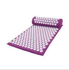 Cuscino Massaggiatore agopressione schiena collo/pranamat Massage Cushion Mat