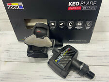 LOOK Keo Blade Carbon Ceramic 12/16Nm Road Clipless Pedal (Black) #00022007