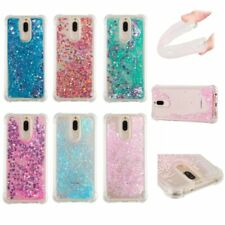 Quicksand Glitter Liquid Dynamic Flowing Case Cover Shell Anti Fall Proof Bump m