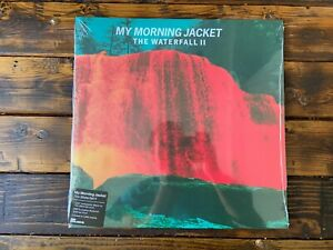 MY MORNING JACKET The Waterfall II SUNBURST ORANGE Vinyl Me Please LP VMP SEALED