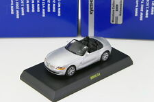 BMW Z4 2003 E85 Silver 1/64 Kyosho Minicar Collection1 2005 Japan limited